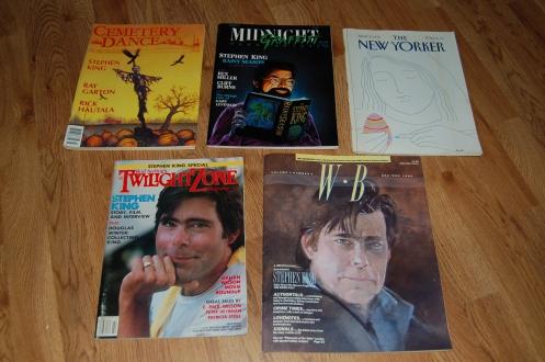 kingtidskrifter