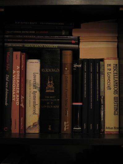 Jonas Wessels Lovecraft-samling