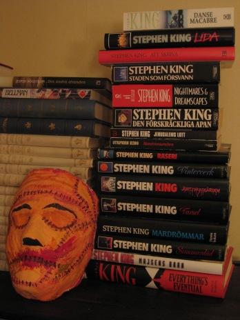 Jonas Wessels Stephen King-samling