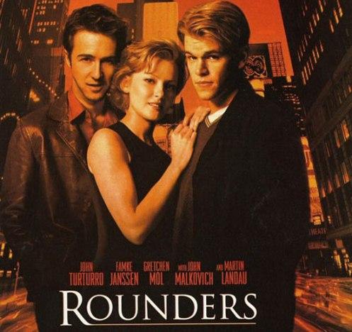 """""""Rounders - Sista spelet"""""""