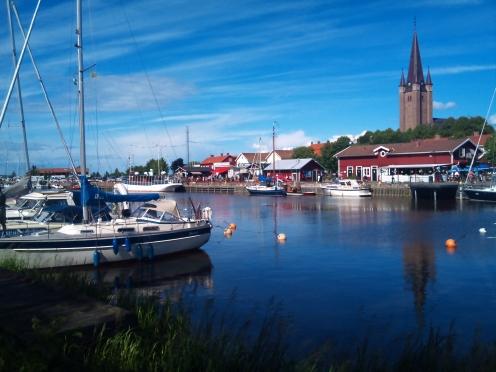 Mariestad. Fotografi av Fredrik F. G. Granlund