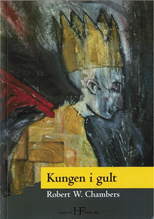 kungen i gult fram