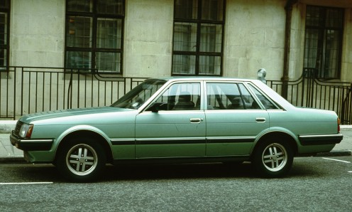 Nissan_Laurel_London_1980